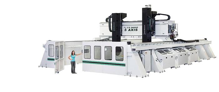 5 AXIS HIGH RAIL
