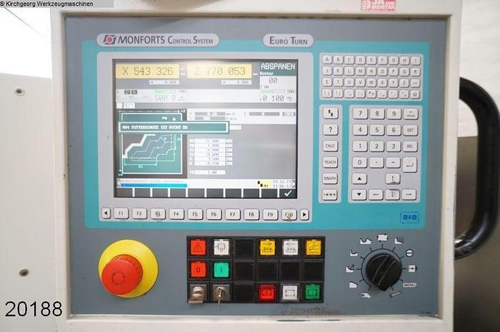2001 MONFORTS KNC 5 - 1000 / Euro-Turn