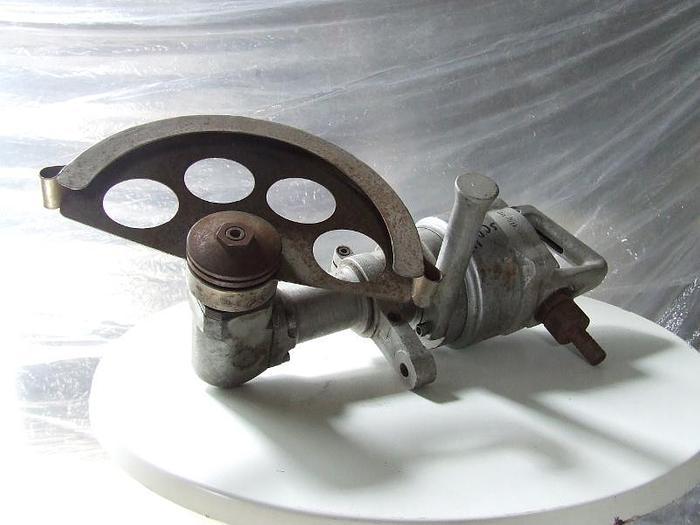 Używane Piła tarczowa do półtusz, pneumatyczna