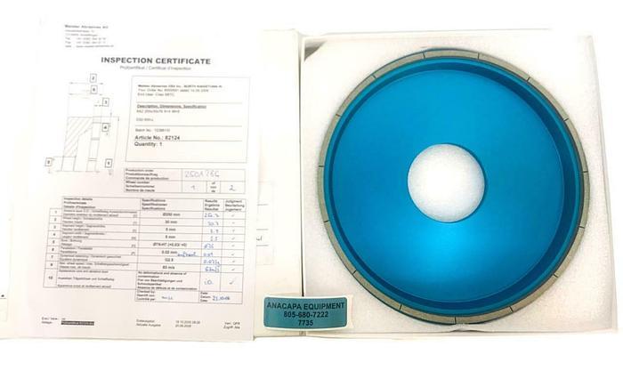 Meister Abrasives 550-205, Precision Grinding Wheel, D32-550-L, 82124 NEW(7735)W