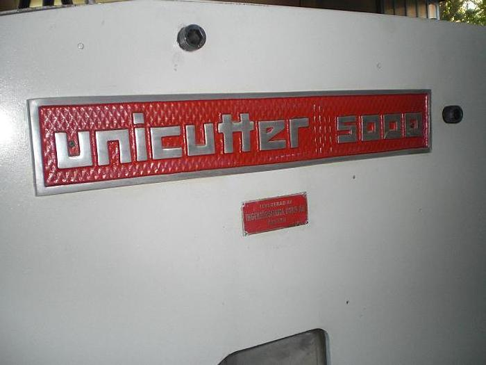 Used 1987 TMZ Unicutter 5000