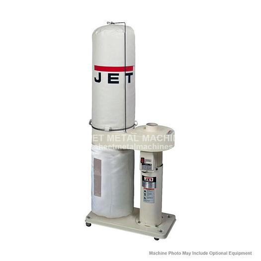 JET DC-650 1HP CFM Dust Collector 708642BK