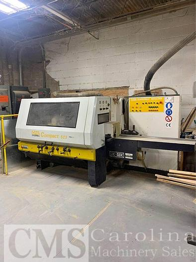 Used 1999 Leadermac Compact 523C Moulder
