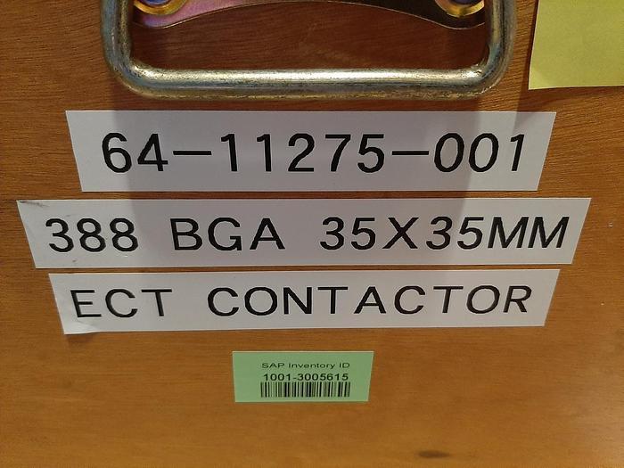 Multitest MT9510 388 BGA 35 x35mm Handler Kit