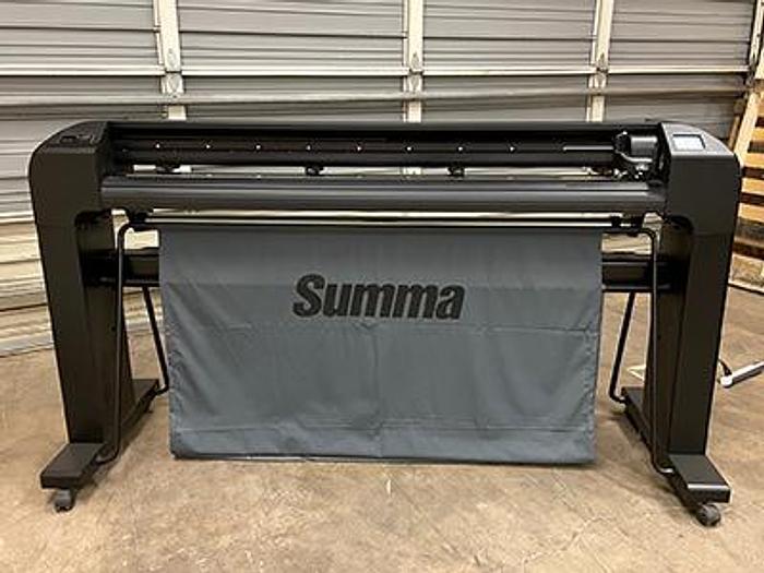 Used 2015 Summa S2 T140