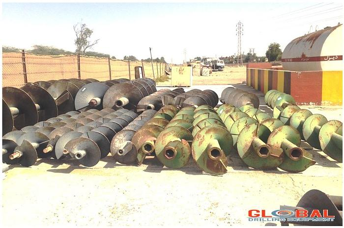 Used Augers for Boring Machine