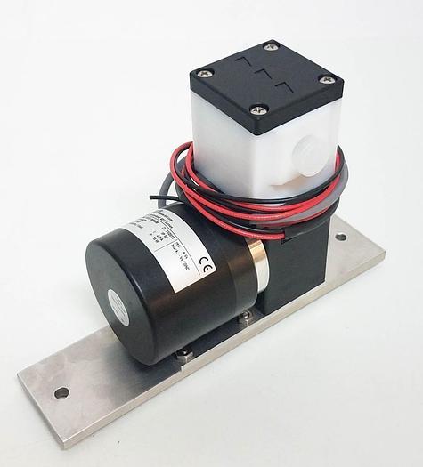 KNF PML11513-UNF300 UNF300-FTDCB High Purity PTFE Liquid Diaphragm Pump NEW 6463