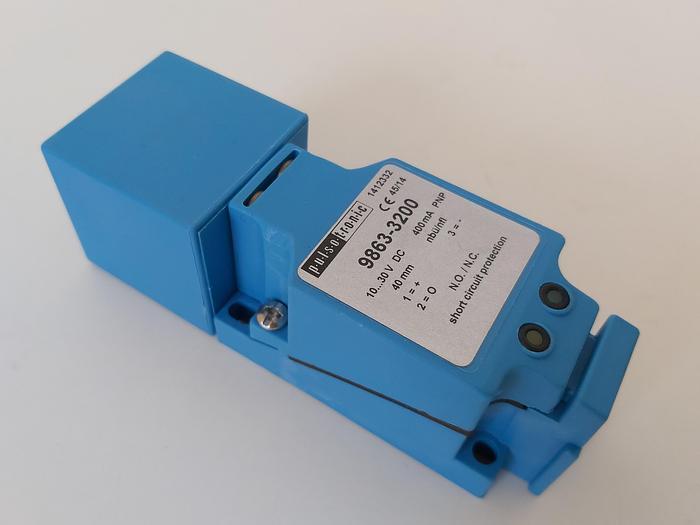 Foto elektrischer Sensor, 9863-3200, Pulsotronic neu