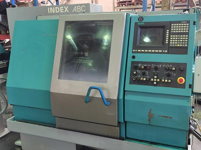 1997 CNC Drehmaschine INDEX ABC 65