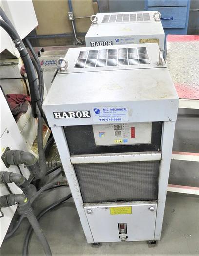 1997 DAEWOO DMV-650 3-AXIS 50 TAPER CNC VERTICAL MACHINING CENTER