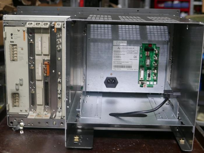 Sinumerik CNC Steuerung 840 C TFT-LCD Monitor Siemens LCD10-0060a