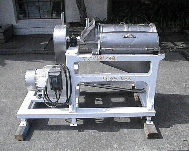 Used FMC MODEL 50 FINISHER – STAINLESS STEEL (#8855)