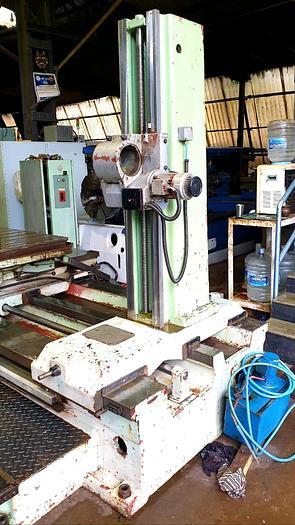 TOS W100A Horizontal Boring Machine