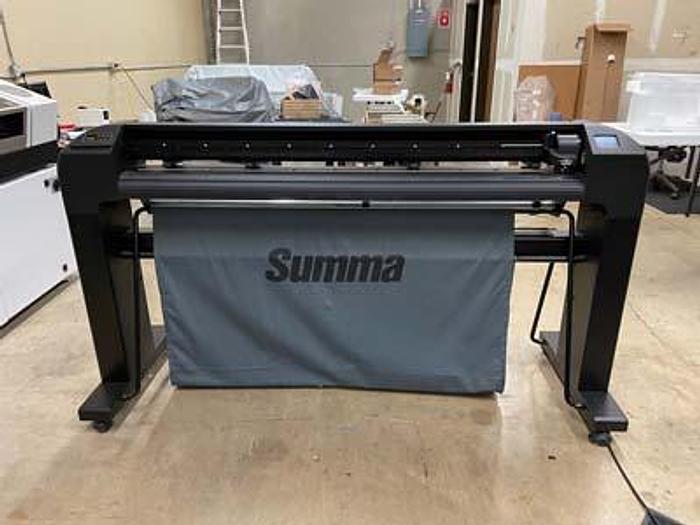 Used 2014 Summa S2 T140