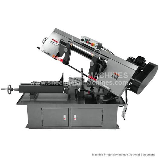 JET MBS-1018-3 Horizontal Dual Mitering Bandsaw 413410