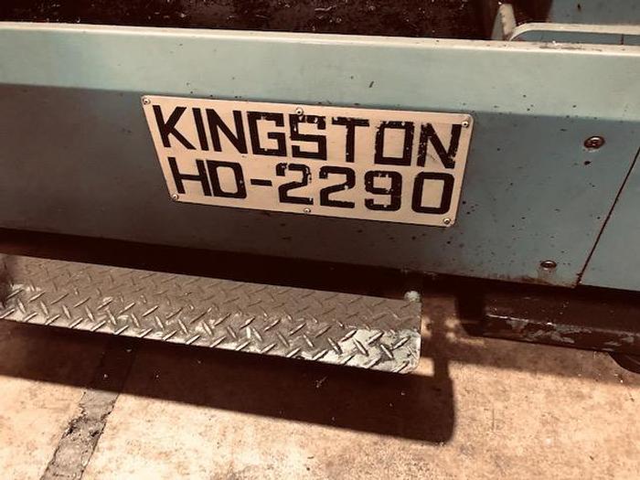 2003 Kingston Model HD-2290 Engine Lathe
