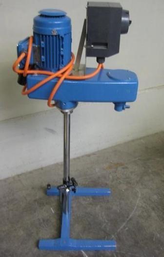Used B 11297 D - Mixer JANKE+KUNKEL ULTRA TURRAX T 50 DPX