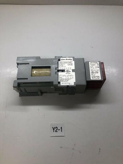 Allen Bradley 100S-C30DJ14C Safety Contactor  (Broken Ear)Warranty Fast Shipping