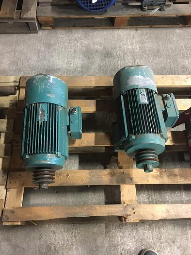 Used Eurodrive AB Electric motor 0,55 kW 2880 r/m