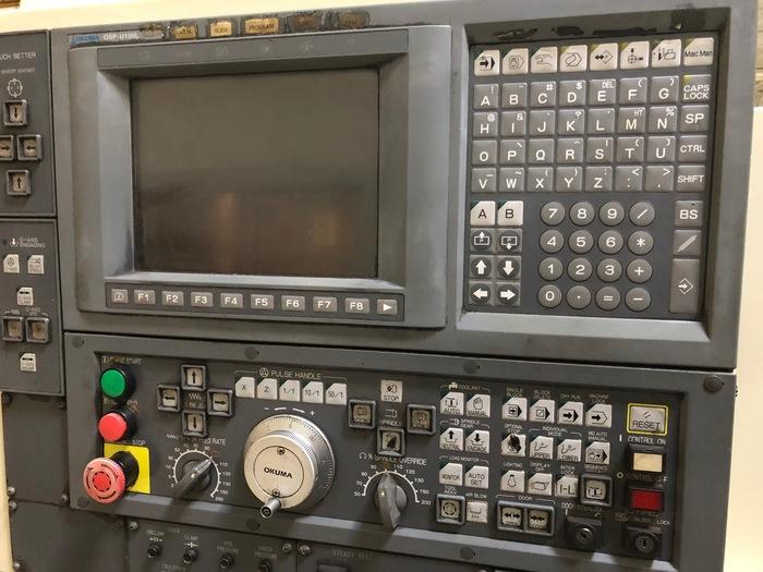 2000 Okuma Spaceturn LB400M