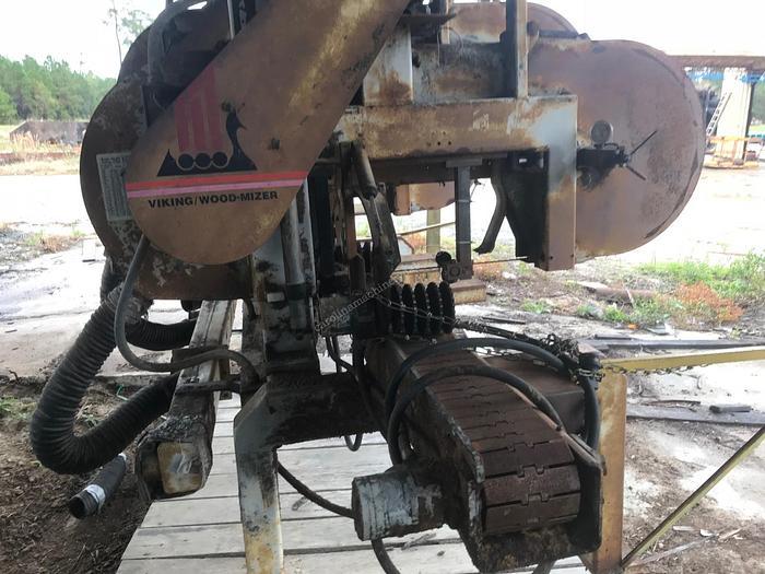 Wood-Mizer 4-Head Resaw