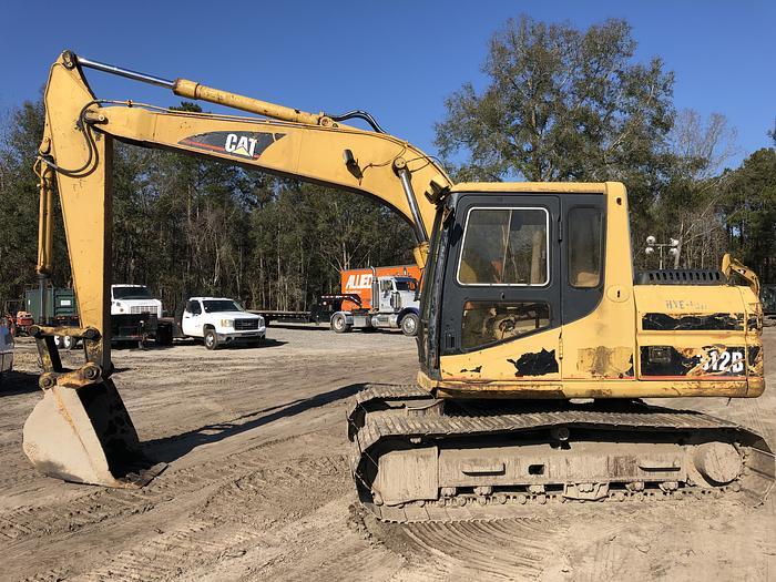 Caterpillar 312B Excavator