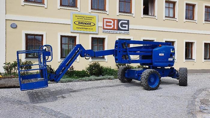 Gebraucht 2006 Genie Z51 30 JRT Gelenk Teleskoparbeitsbühne 4x4