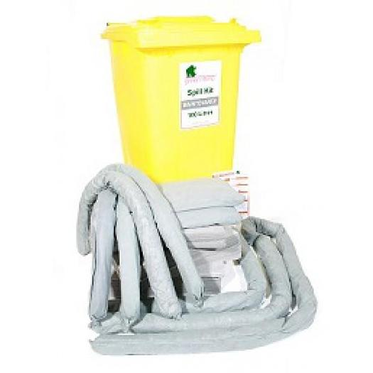 Used 160 litre spill kits