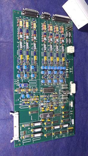 Used ASML  879-8073-002A Board, Cap Gauge ASP Assy Circuit
