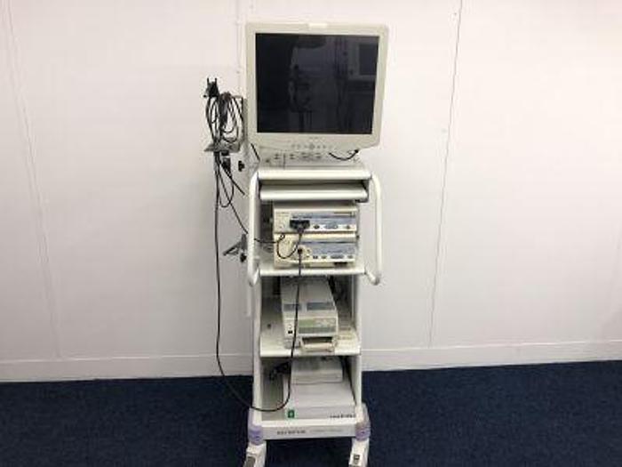 Endoscopy System Olympus S7 Visera