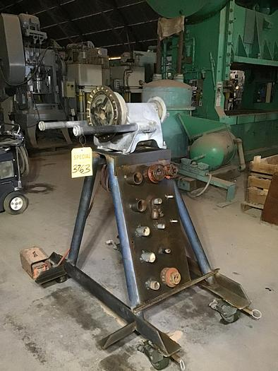Used 2 In. Rigid Mdl. 300 Pipe Threader