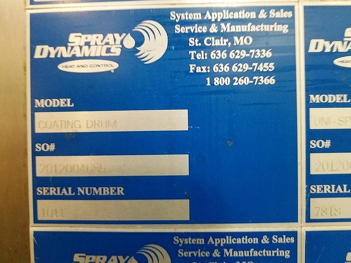 2011 Spray Dynamics