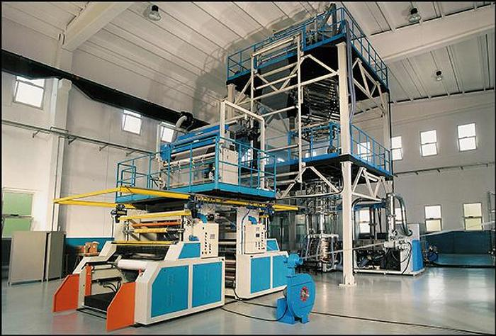 Techflow Complete Turnkey Blown Film Lines