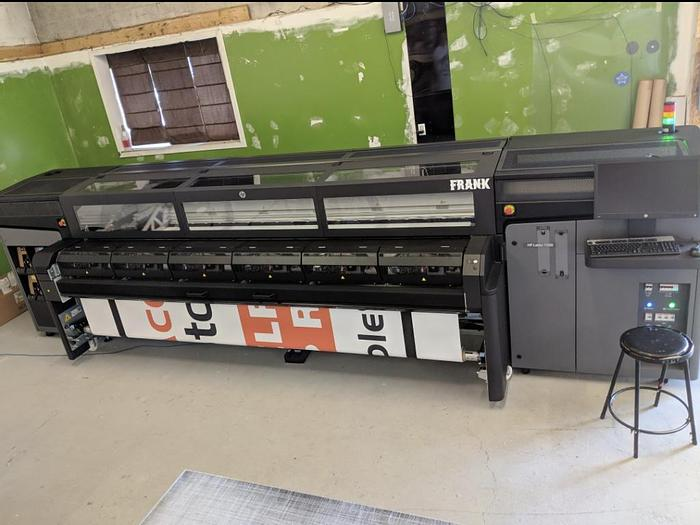 Used 2017 HP Scitex L1500