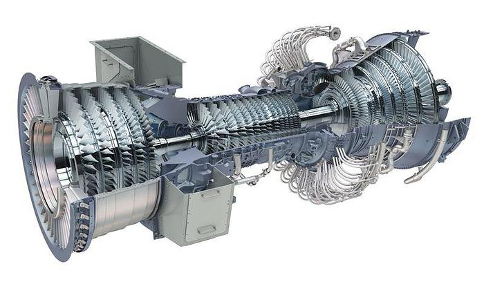 63 MW 2011 Used GE LM6000PC Natural Gas Combined Cycle Power Plant