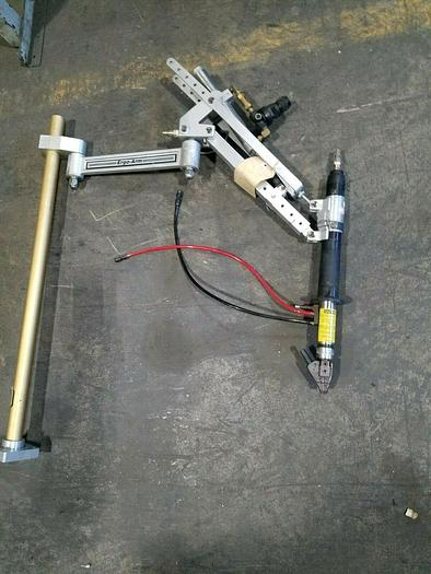Used Aro Screwing Fastening Device with Ergonomic Arm Pneumatic Air Driven