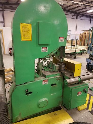 Used Robinson EF/T 36″ Resaw – Recondtioned