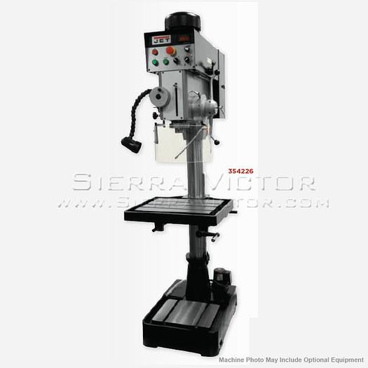 JET JDP-20EVST-460 EVS Drill Press with Tapping 354226