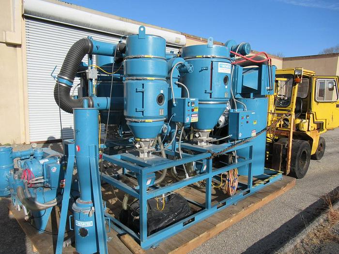 Used Plastic Bag Extruder Large