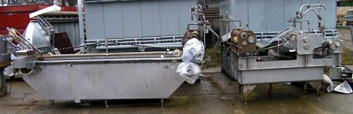 Używane Linia do obróbki jelit wieprzowych - 250 kpl./h