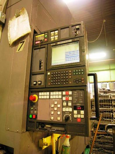 2001 Morii Seiki SH 8000 HMC