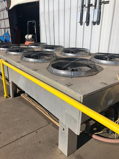 2013 LIEBERT DDNT-940A 8 FAN DRY COOLER