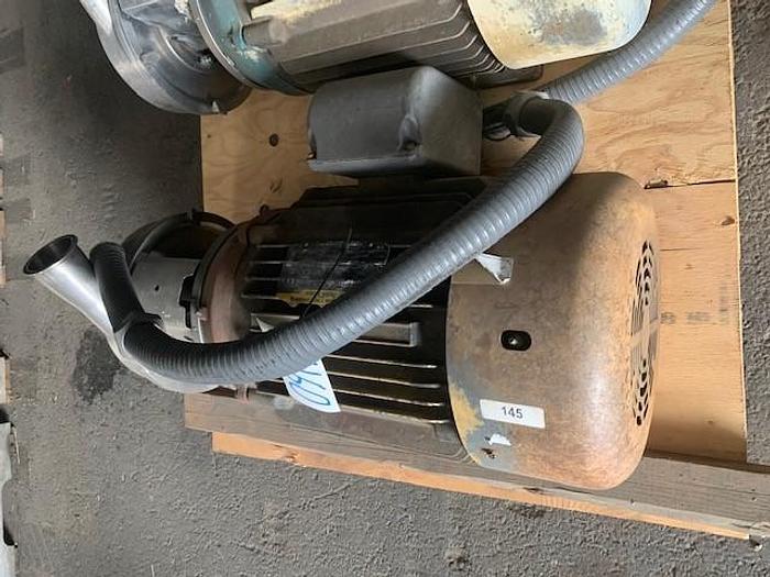 "Used 30 Hp 4"" x 3"" Centrifugal Pump"
