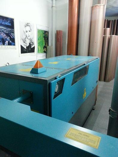 STORK Engraving machine