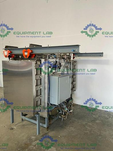 Used PRIMUS PSS6-R-SSDD Life Sciences Stainless Steel Double Door Steam Sterilizer Autoclave
