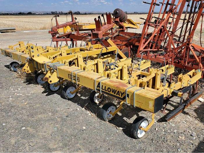 Used 8R22 Alloway 2040 Cultivator