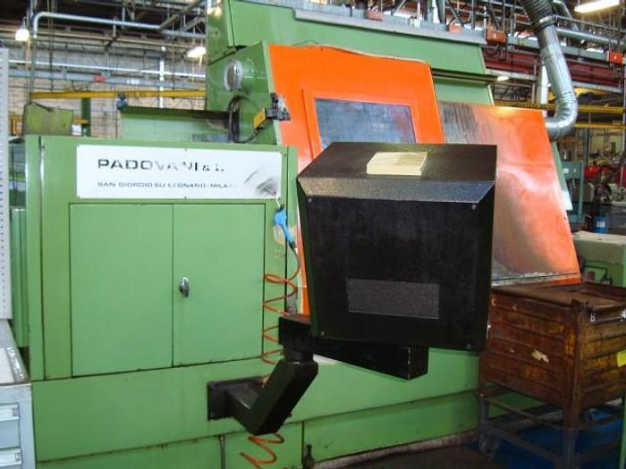 TORNIO PARALLELO A BANCALE INCLINATO PADOVANI LABOR 220 CNC
