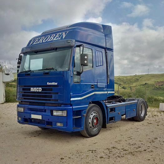 2001 IVECO Eurostar 440E43 tractor unit