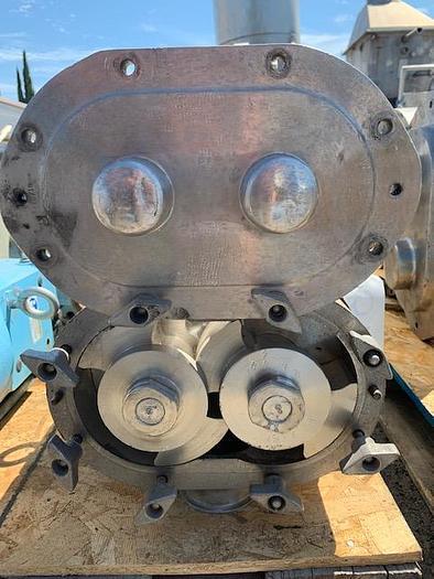 Used Waukesha Model 130 Positive Displacement Pump