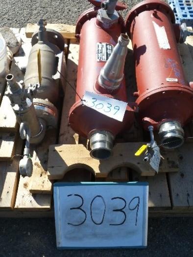 Basco Tube In Shell Heat Exchanger #3039